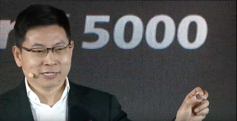 Huawei takes on Qualcomm with better, faster 5G chip and home router