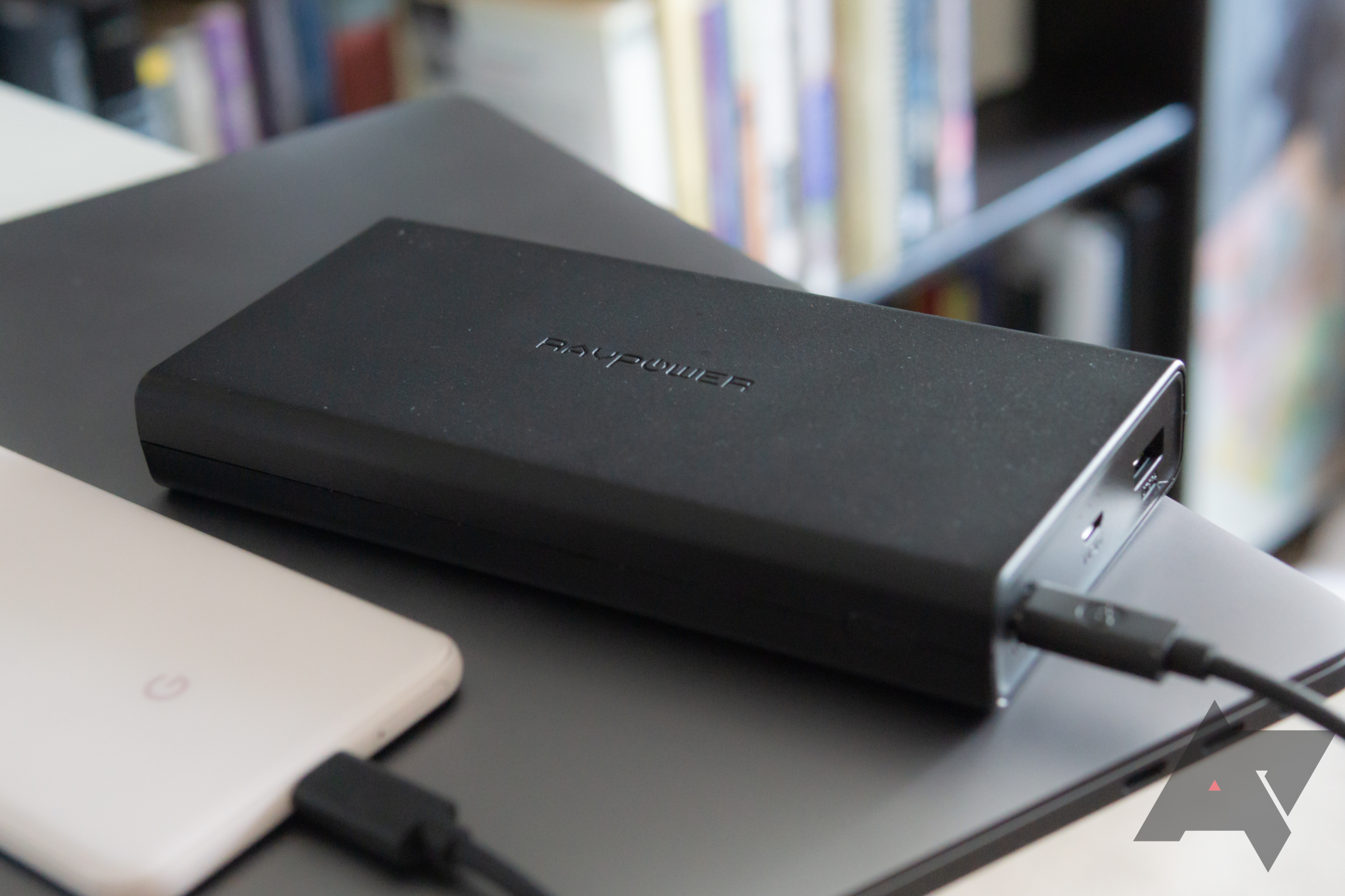 RAVPower 20,100mAh USB-C 45W power bank review: It has issues