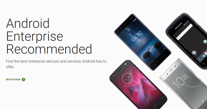 Huawei devices pulled from Android Enterprise Recommended program and Android Q Beta