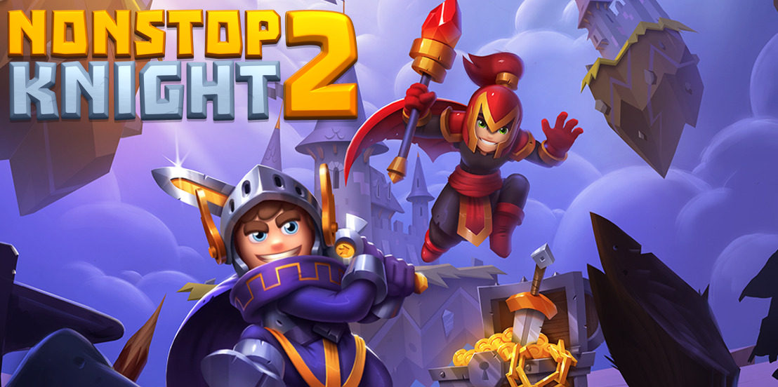 Update: Pre-registration available] Idle RPG 'Nonstop Knight 2' will