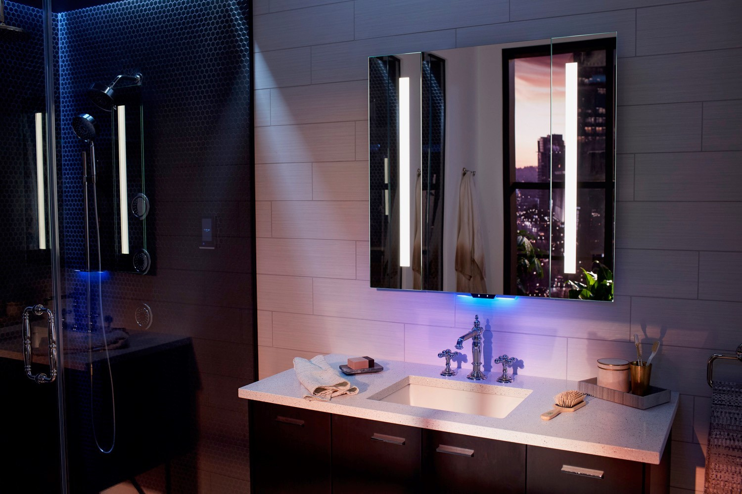 Kohler Unveils Updated Smart Toilet Mirror And Other