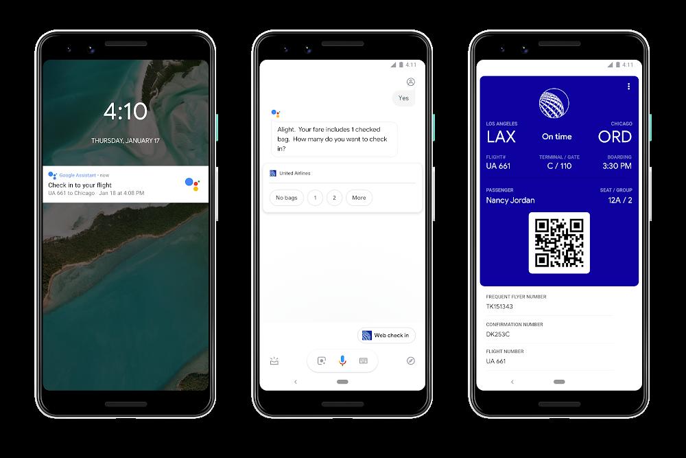 Google Assistant Gains Flight Check Ins Hotel Booking Interpreter