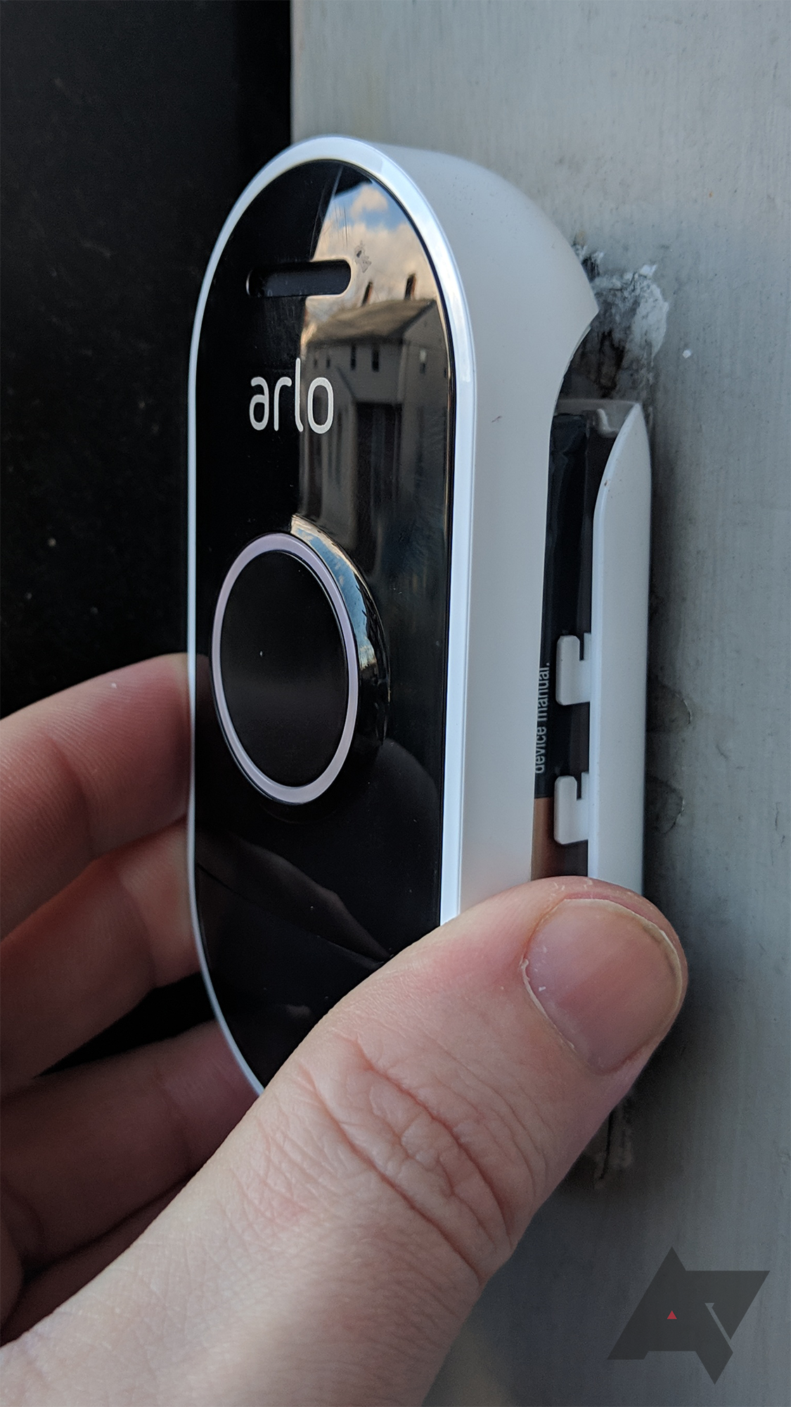Arlo Audio Doorbell And Chime Review Easy Setup