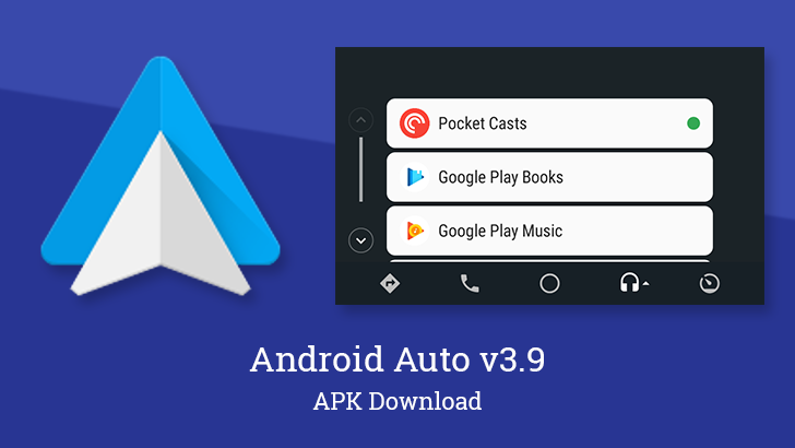 Android Auto v3 9 improves visibility for currently selected