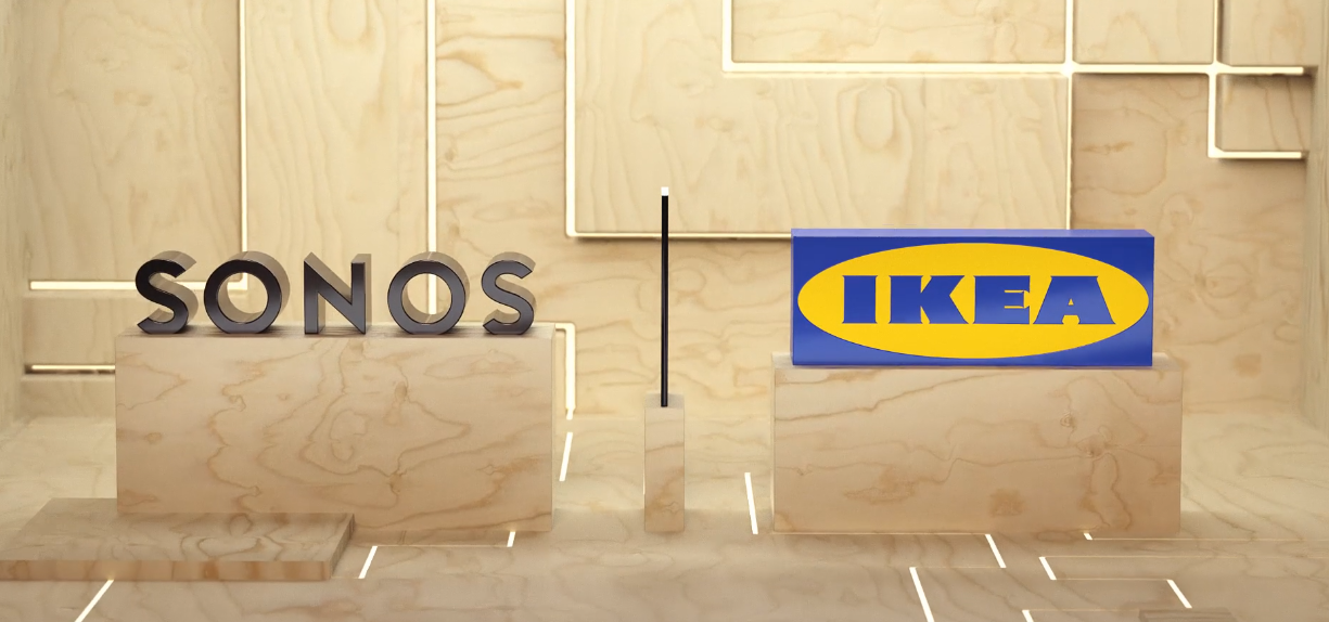 Sonos and Ikea's collaborative Symfonisk line of speakers are coming this August