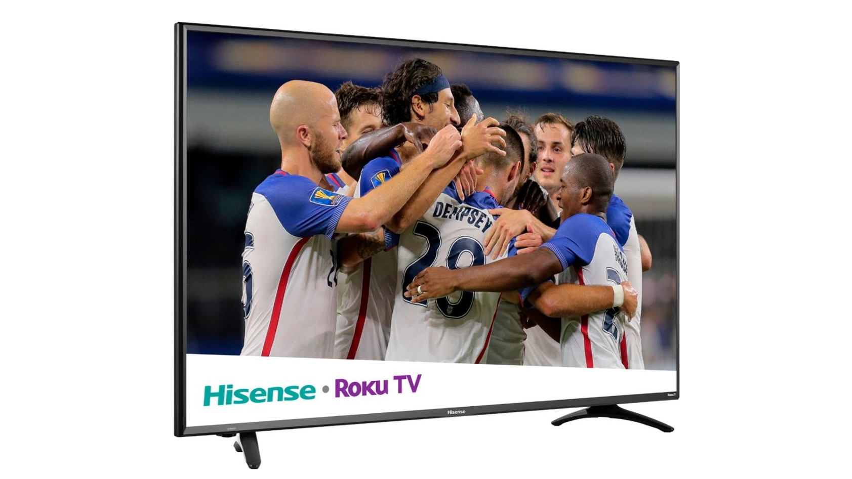 You can get a 55-inch Hisense 4K Roku TV for $300 ($200 off) at Best