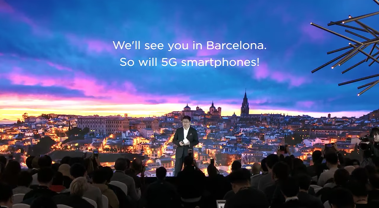 Huawei Confirm 5G Foldable Phone Launch At MWC 2019