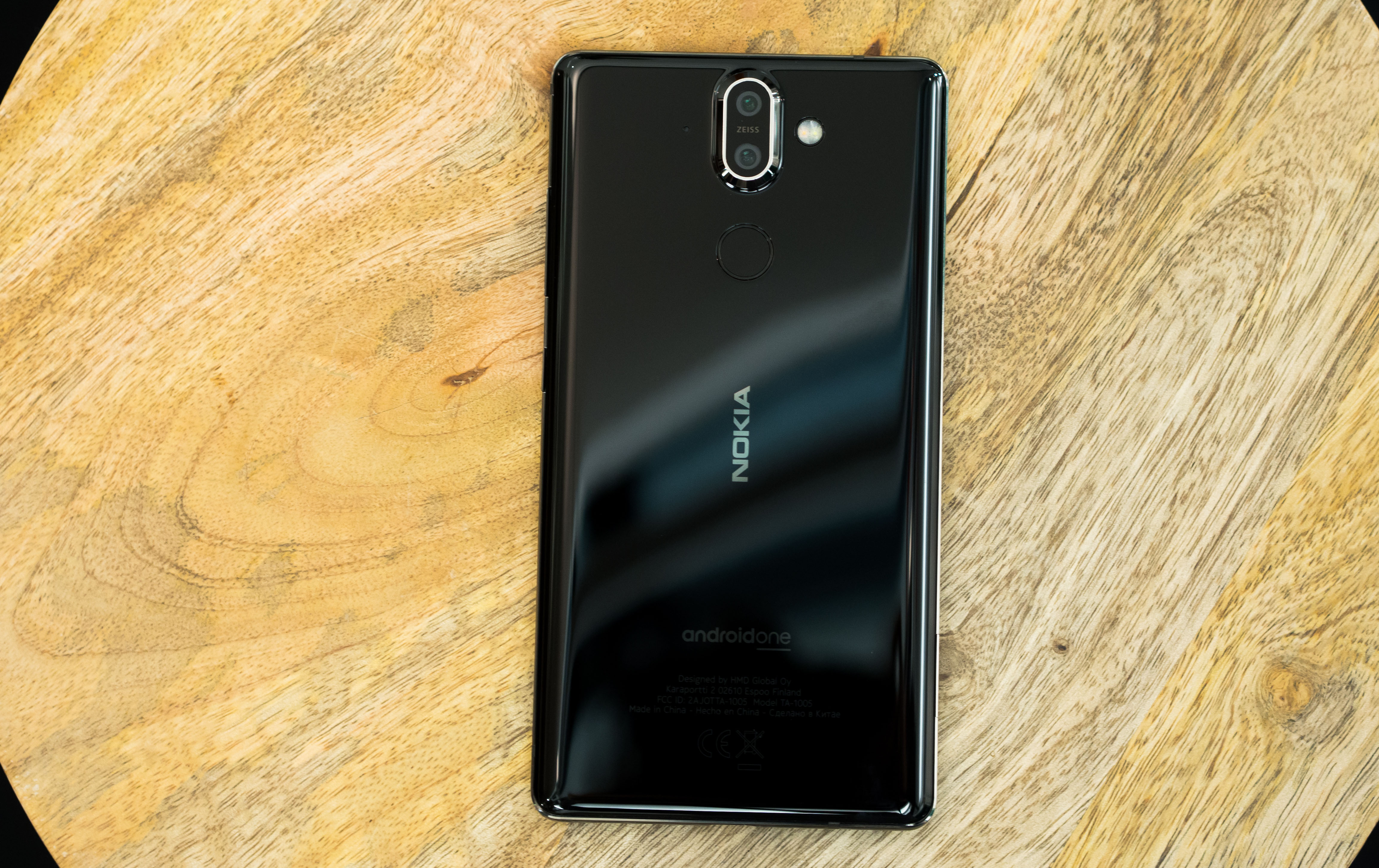 Alleged Nokia 8.1 Plus renders reveal display hole and dual cameras