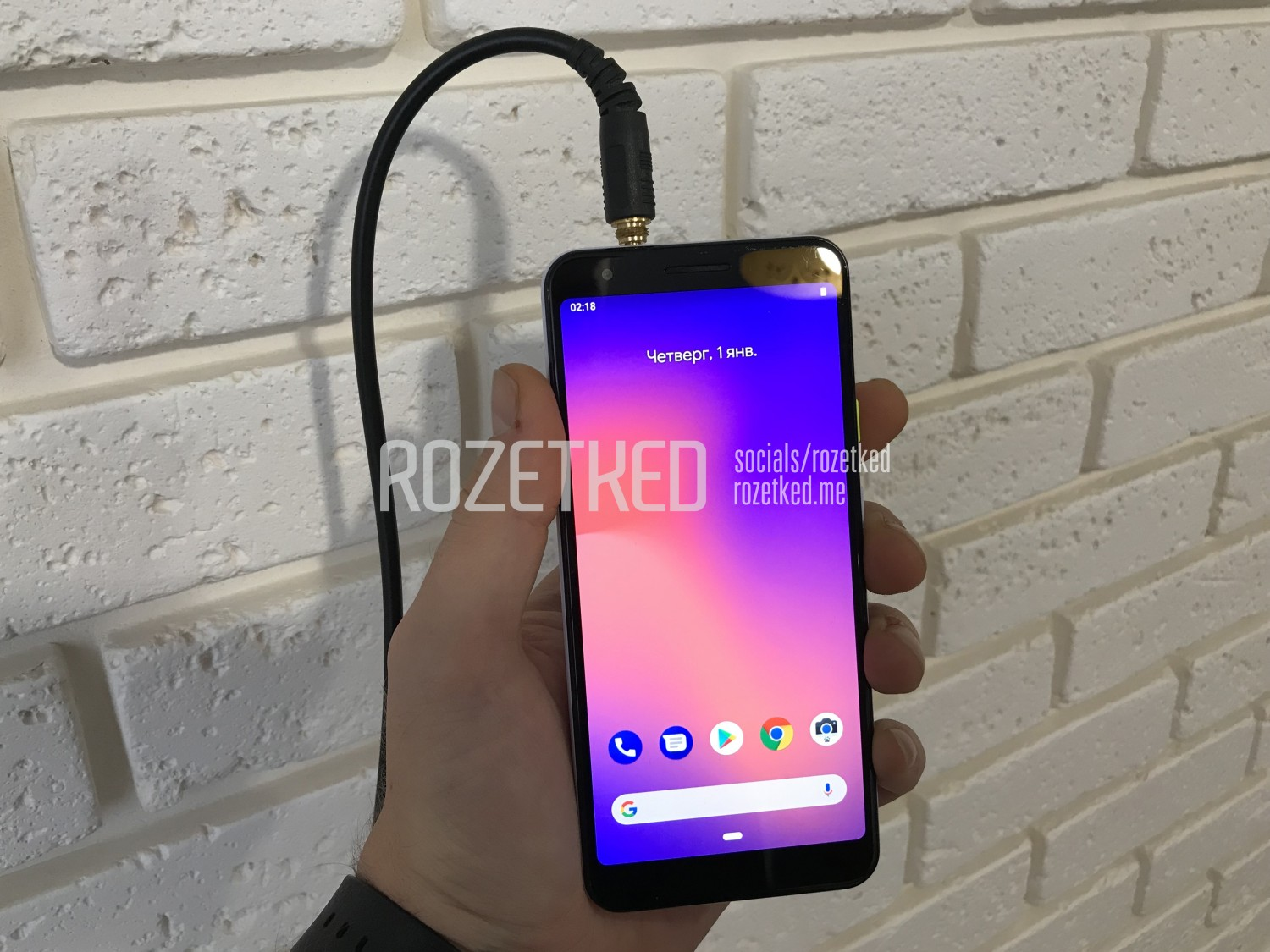 Google Pixel 3 Lite leaked in hands-on video review