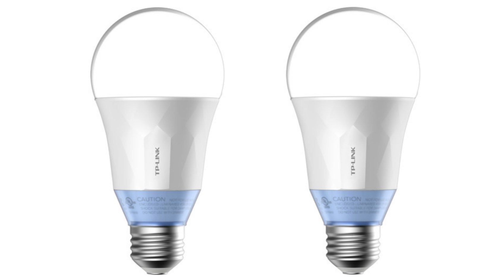 Grab a pair of TP-Link smart light bulbs for just $30 ($16 off)