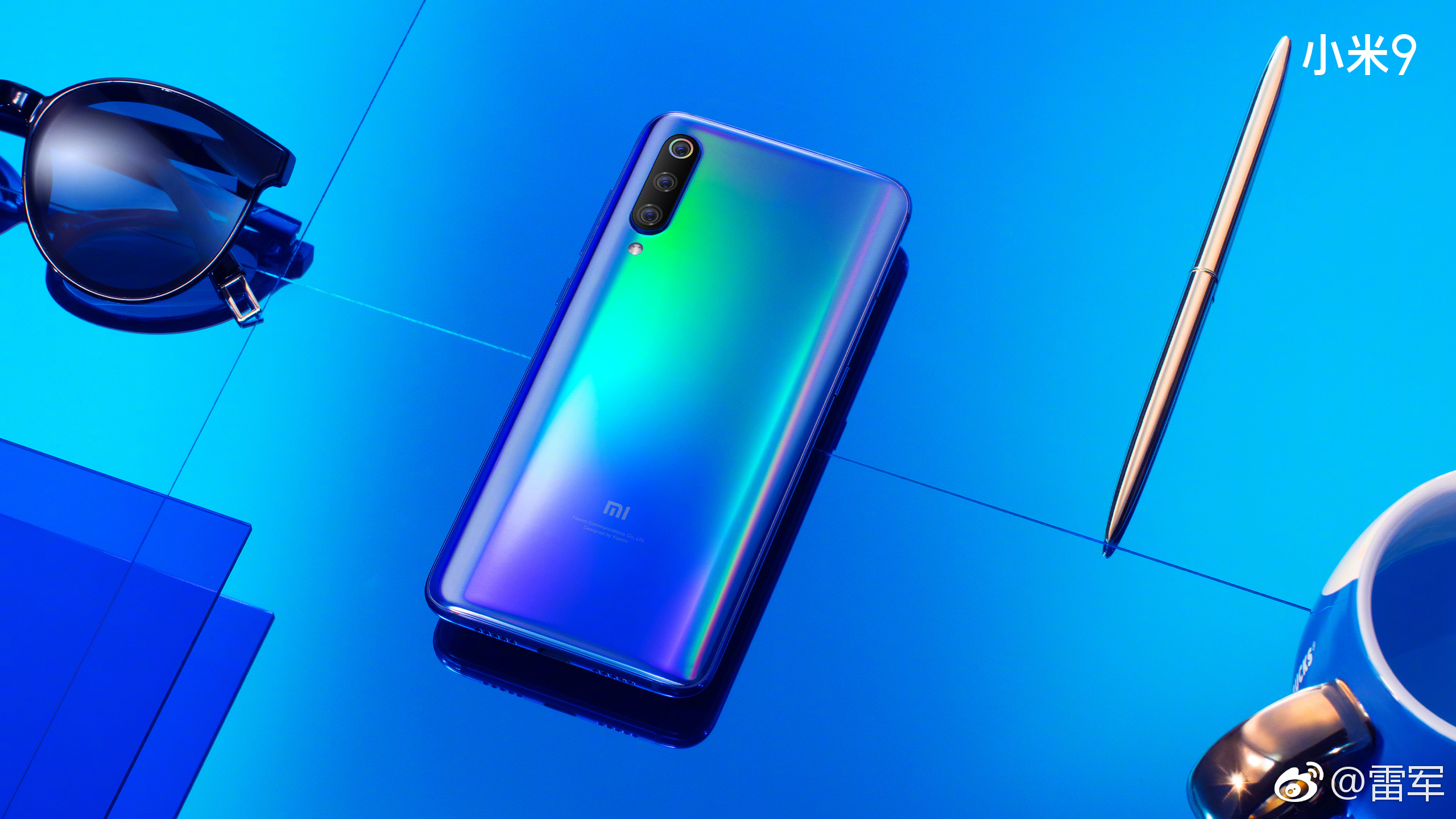 Xiaomi reveals the Mi 9 ahead of launch