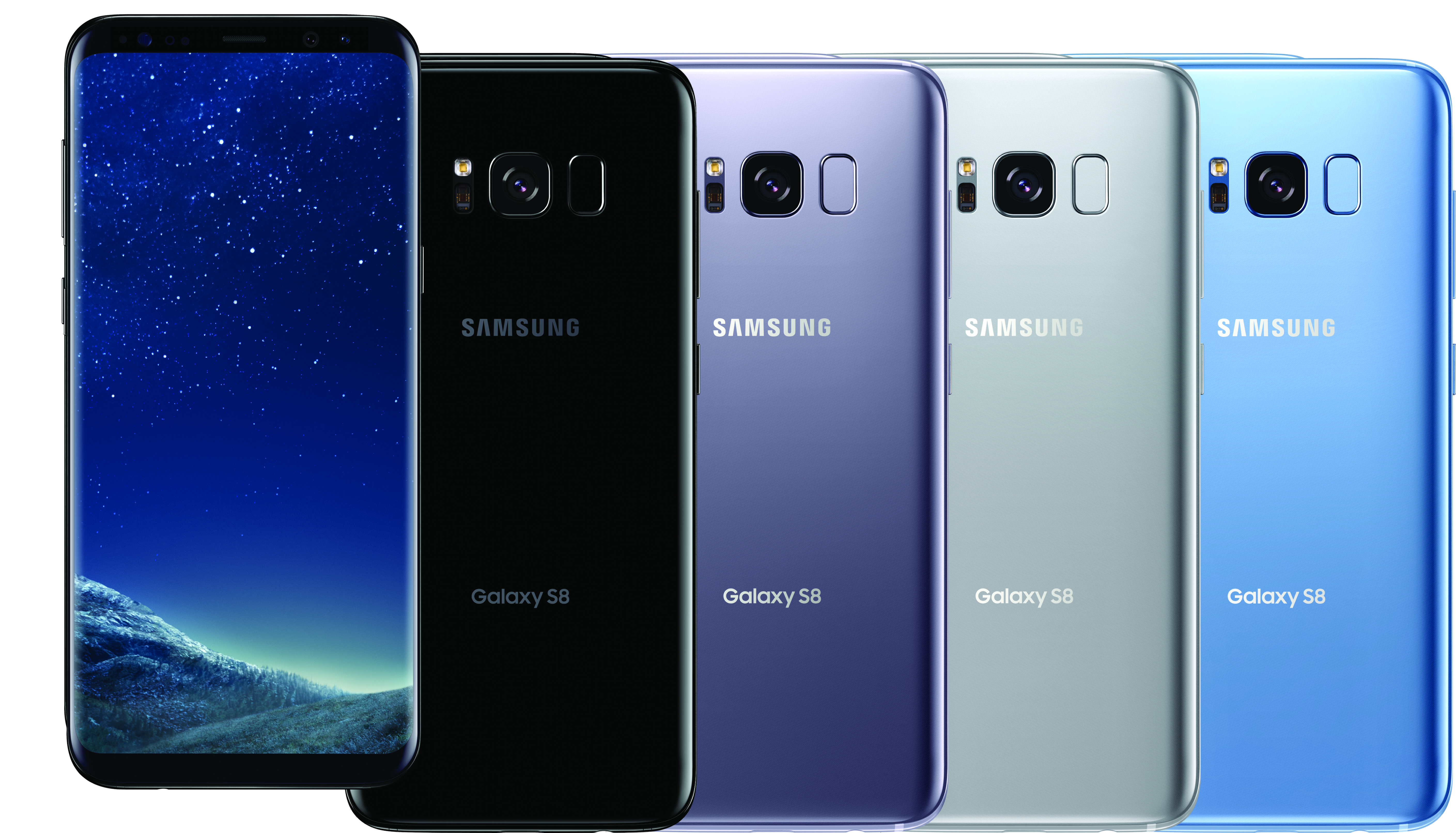 Galaxy S8 and S8+ start getting Android Pie in Europe