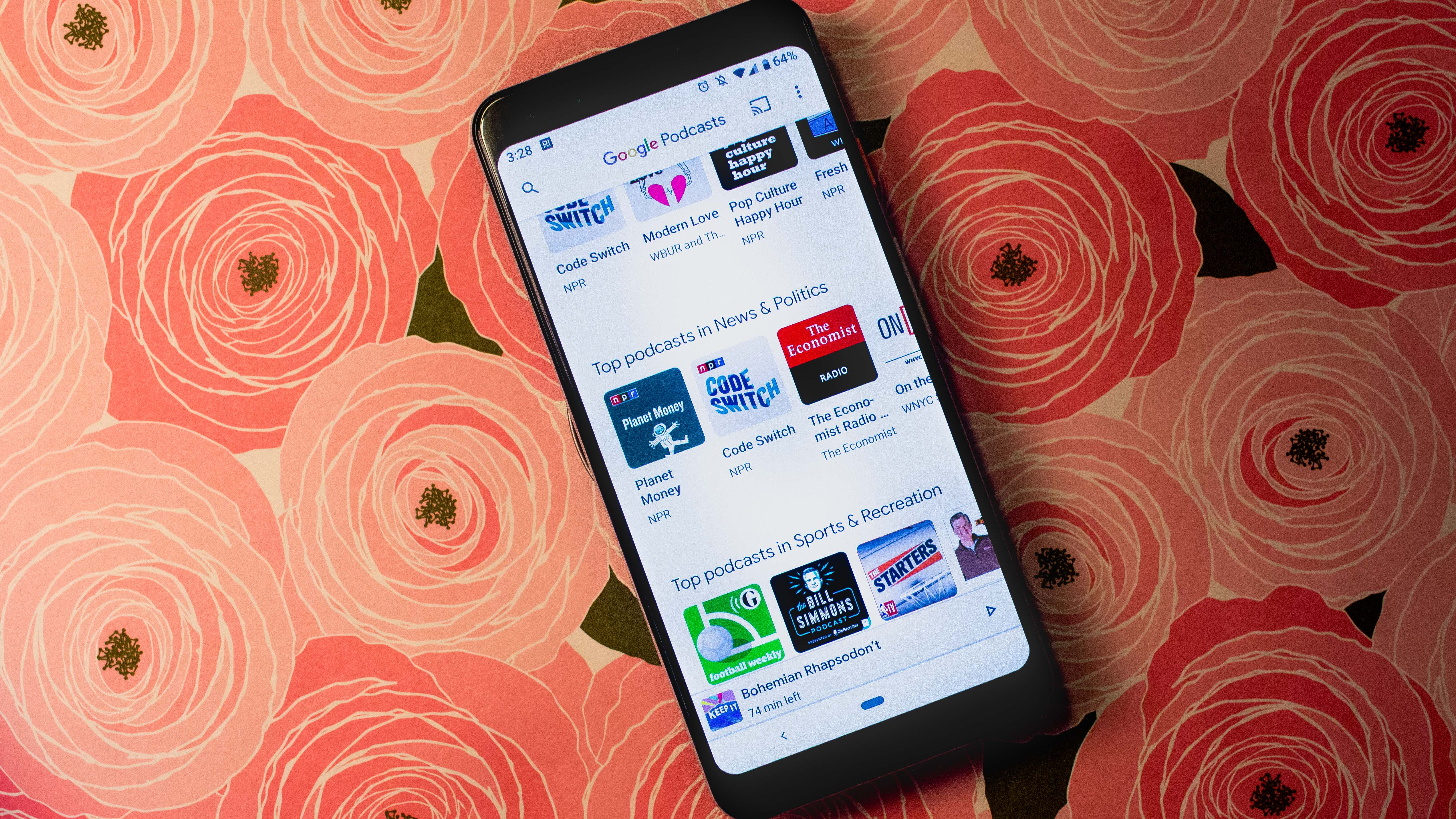 BBC blocks its content from Google Podcasts