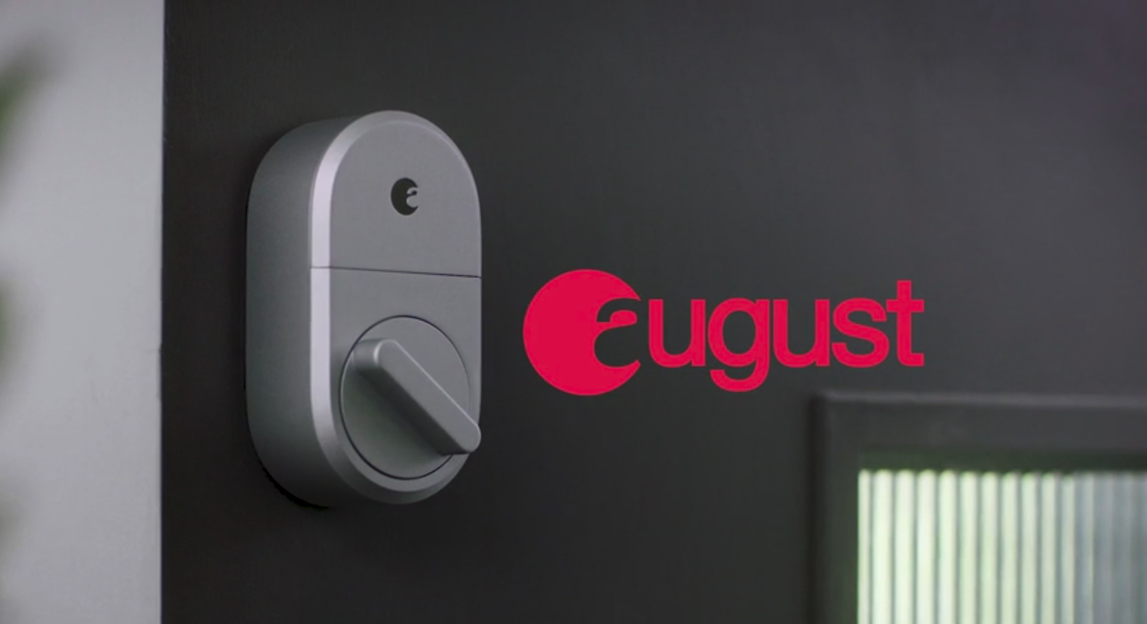 August Smart Lock drops to $94 ($56 off) on Amazon