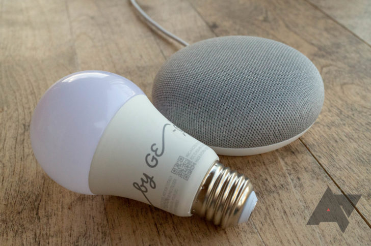 GE's multicolor C-Life smart bulbs pair perfectly with Assistant speakers, snatch a pair for only $27 (50% off)
