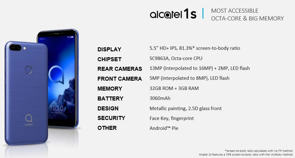 Alcatel is about to announce 6 new phones you'll instantly forget