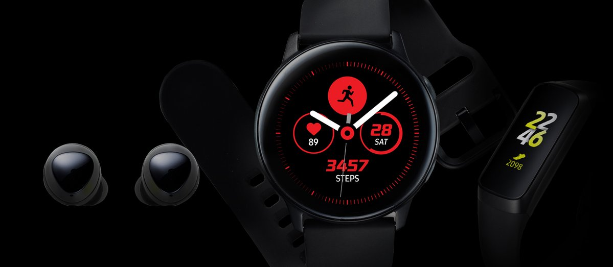 New Samsung smartwatch, fitness trackers, and earbuds all confirmed in major leak