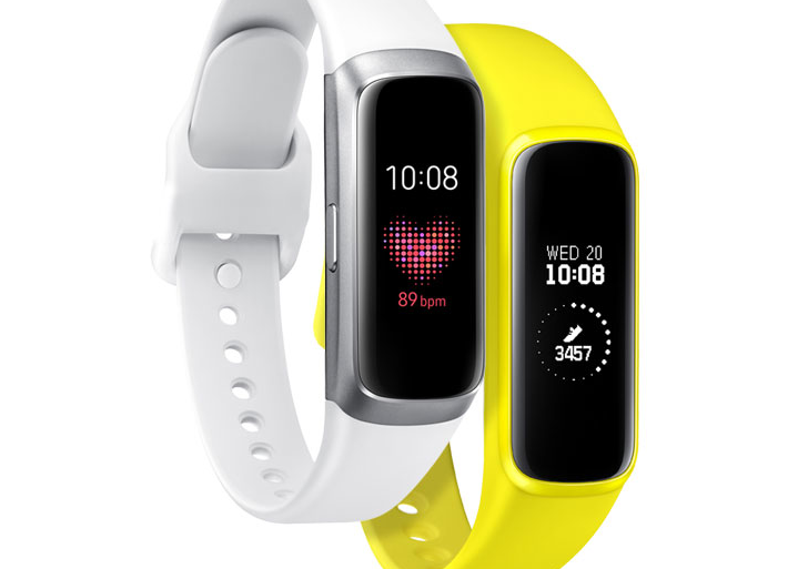 Samsung reveals slim new fitness-oriented wearables: The Galaxy Fit and Galaxy Fit e