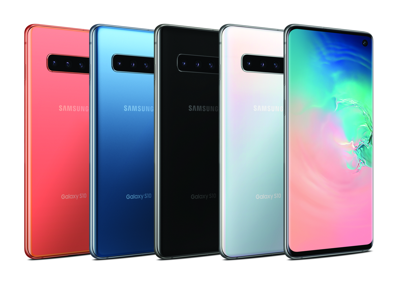 Galaxy S10 leaves pre-order today, here's how you can get a