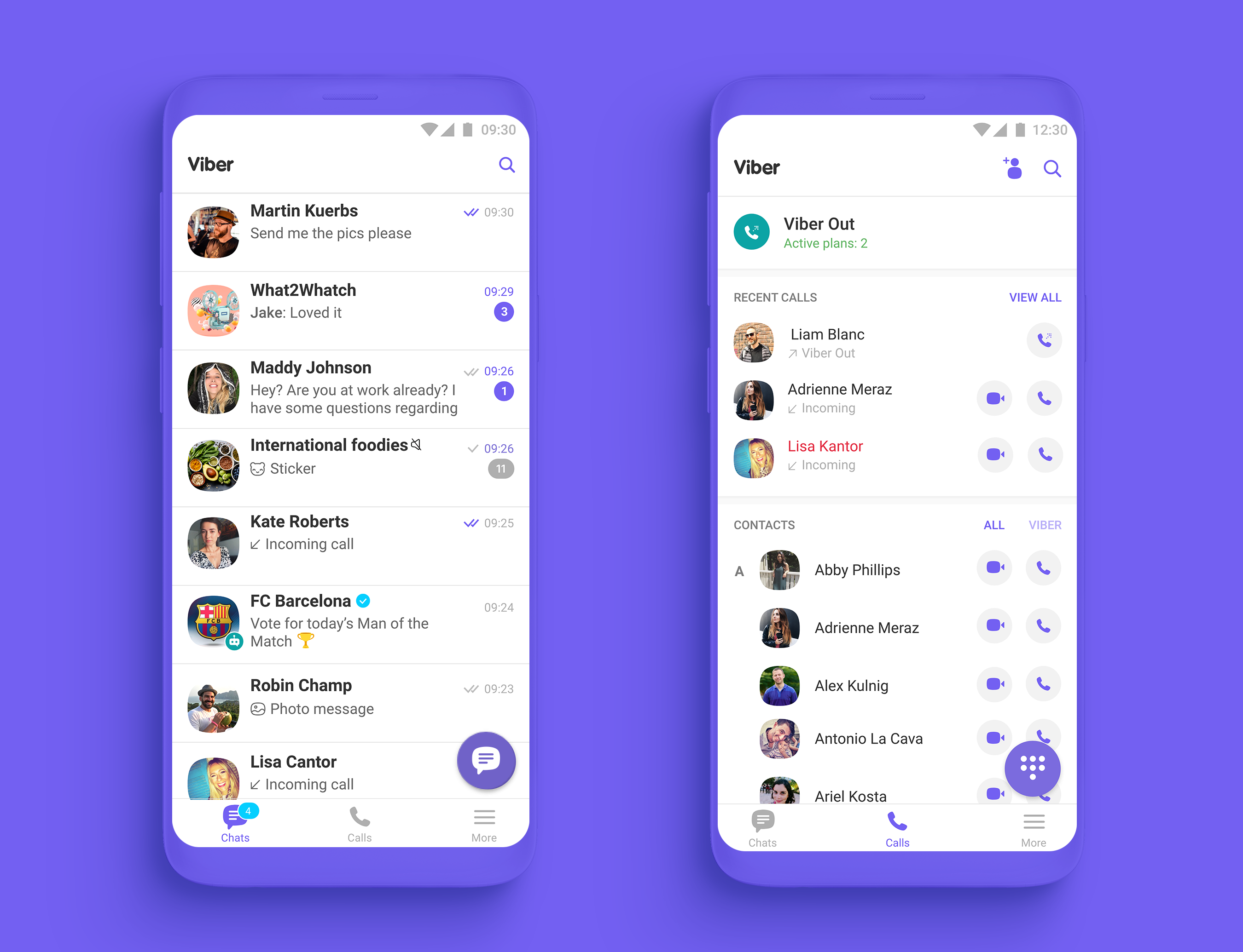 Viber 10 introduces hidden numbers in Communities, group