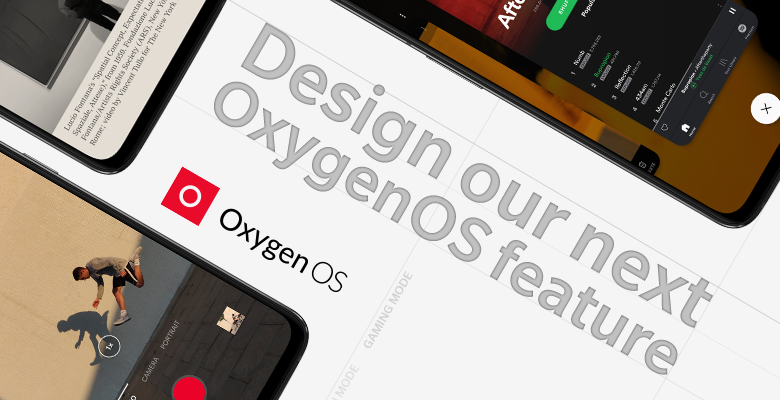 OnePlus Is Inviting You To Design The Next OxygenOS Feature
