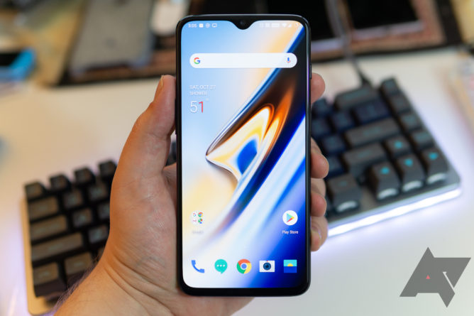 OxygenOS v10.3.2 for OnePlus 6 and 6T brings February security patch - Android Police