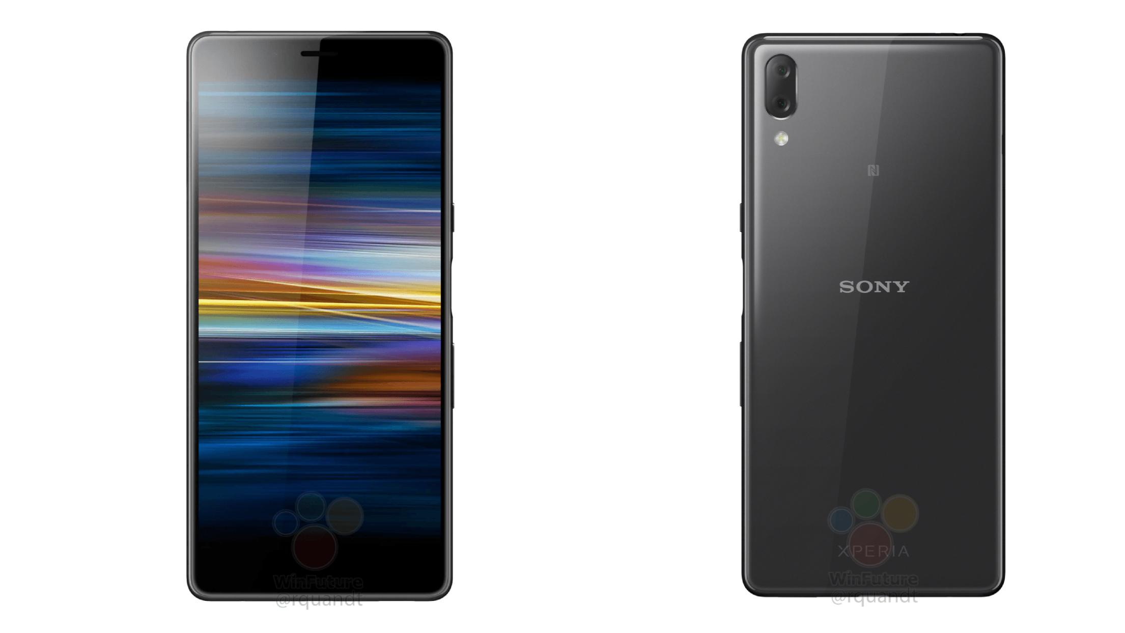 Sony's budget Xperia L3 is the latest to leak ahead of MWC unveiling