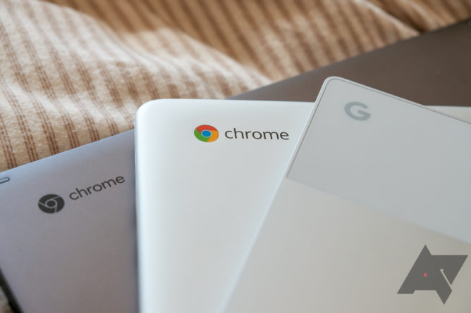 Chrome OS 80 adds gesture navigation and multiple quick settings pages