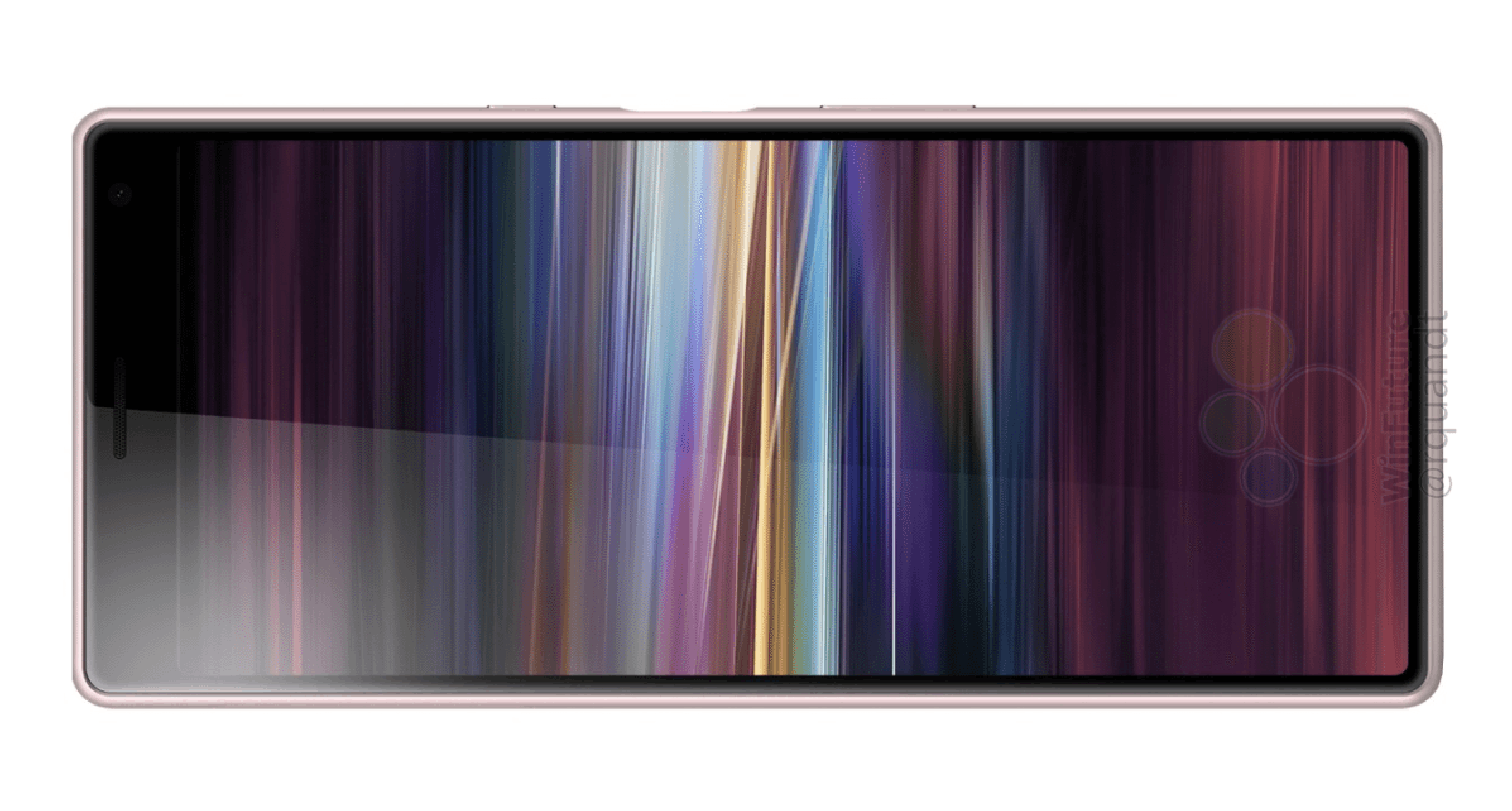 [Update: Renamed Xperia 10, Plus variant appears] Sony Xperia XA3 renders reveal notchless 21:9 display, dual rear cameras