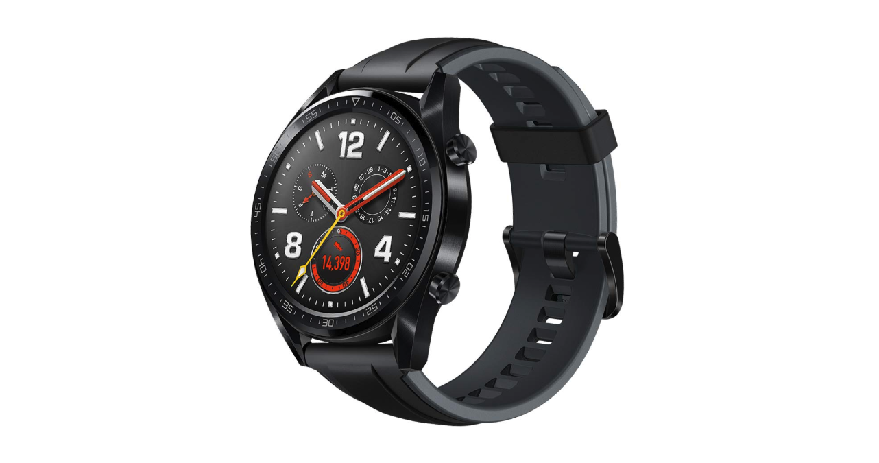 Huawei Watch GT Classic drops to $200 ($30 off), GT Sport to $180 ($20 off) on Amazon