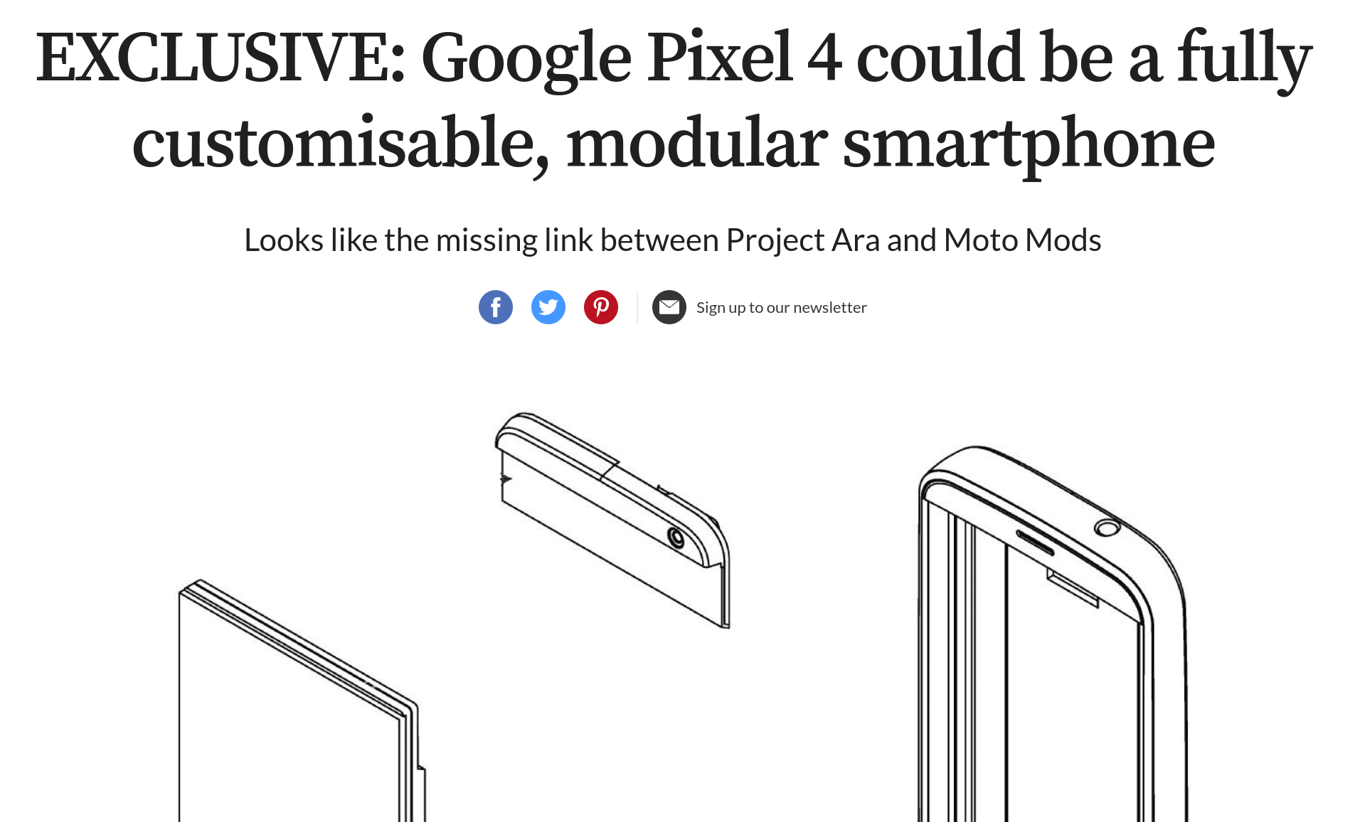 New report details Google's 2019 product roadmap, including the Pixel 4