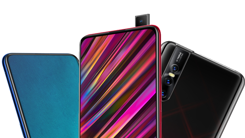 Vivo V15 Pro with 32MP pop-up selfie camera launch