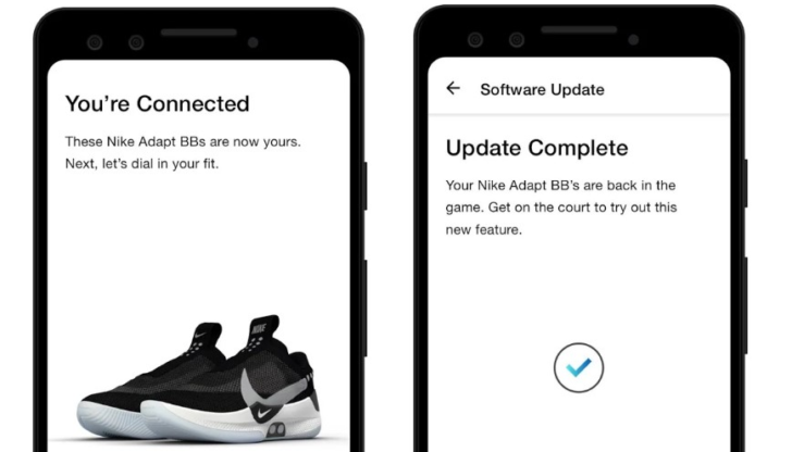 QnA VBage Android app for Nike Adapt BB sneakers is live on the Play Store