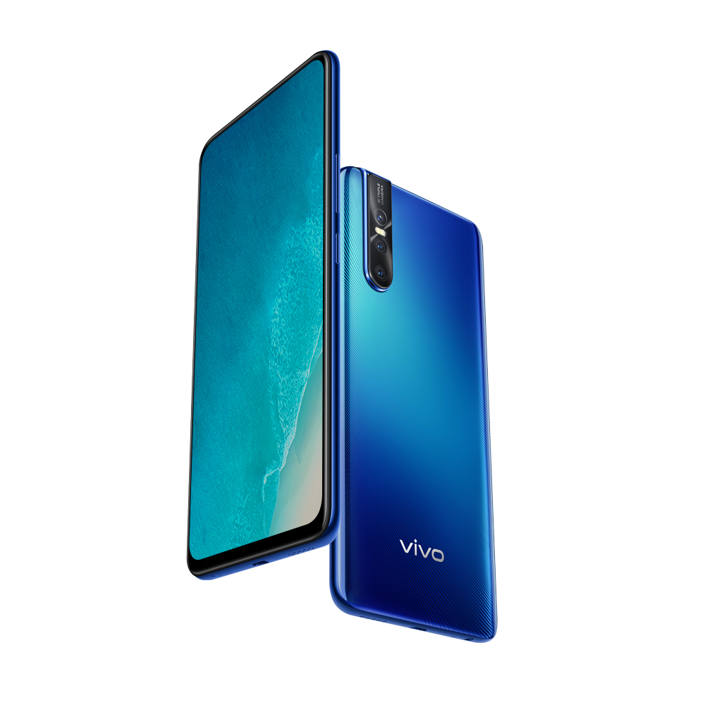 Vivo's notch-free V15 Pro has a 32-megapixel pop-up selfie camera