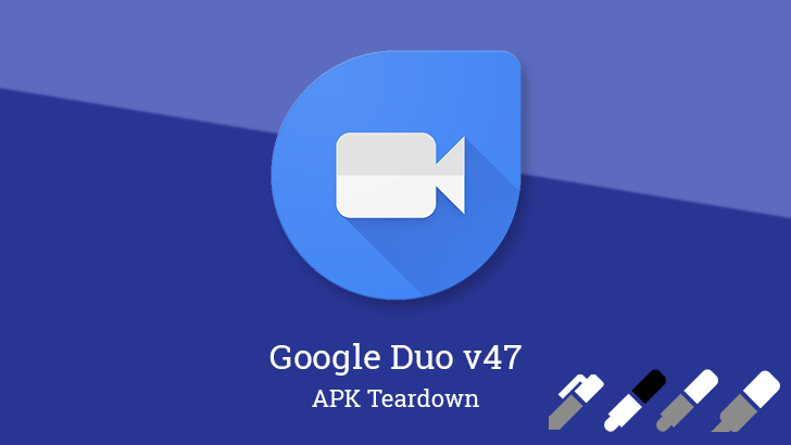 Google Duo v47 prepares a drawing mode to doodle on your