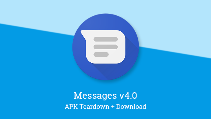 QnA VBage Google Messages v4.0 enables renaming of group chats, changes colors for unpictured contacts, and more [APK Teardown]