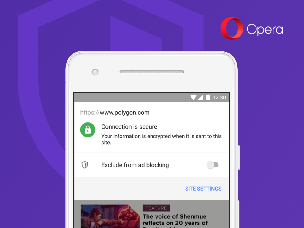 Opera for Android version 50 introduces a more publisher-friendly ad blocker, faster scrolling, and PiP [APK Download]