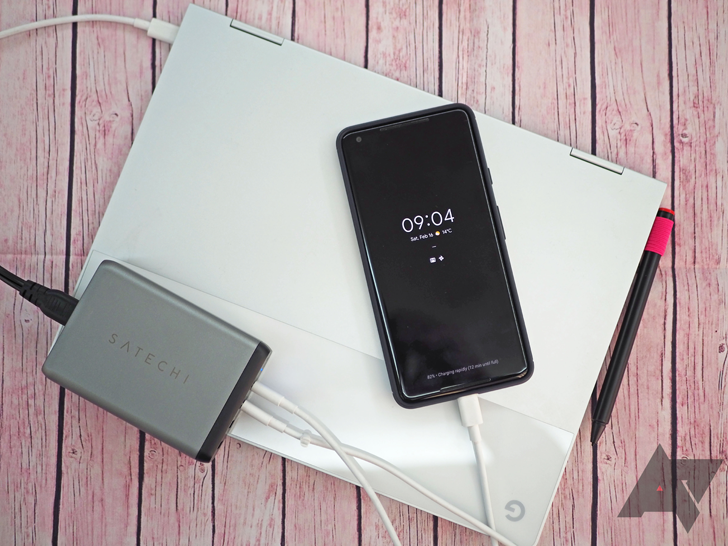 Satechi 75W dual USB-C PD charging hub hands-on: Great for the home, office, and travel