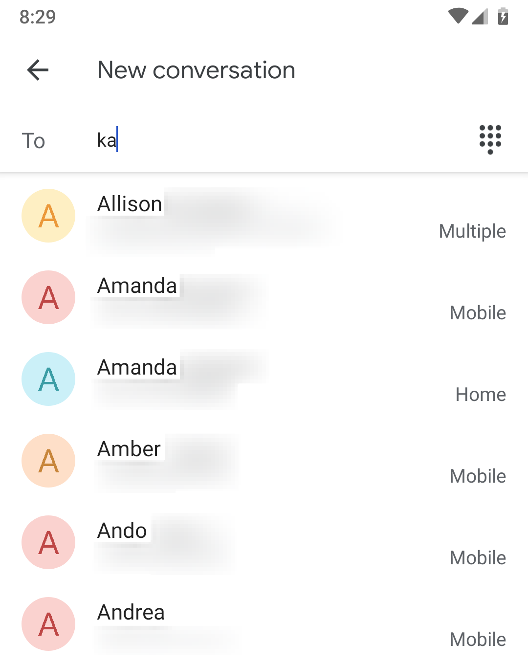 Google Messages v4 0 enables renaming of group chats, changes colors