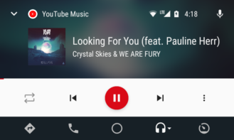 YouTube Music finally comes to Android Auto [APK Download]