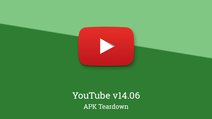 YouTube v14 06 prepares to raise the limit for offline video