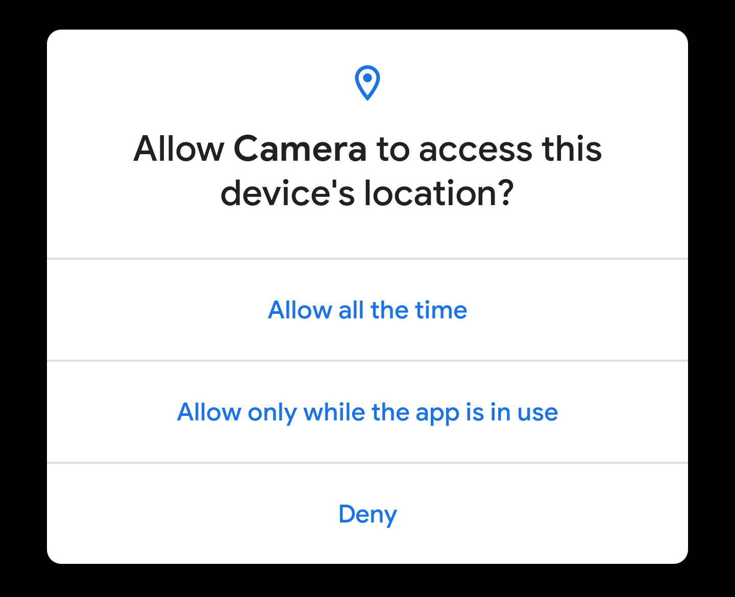 Android Q beefs up privacy with new limits on location access