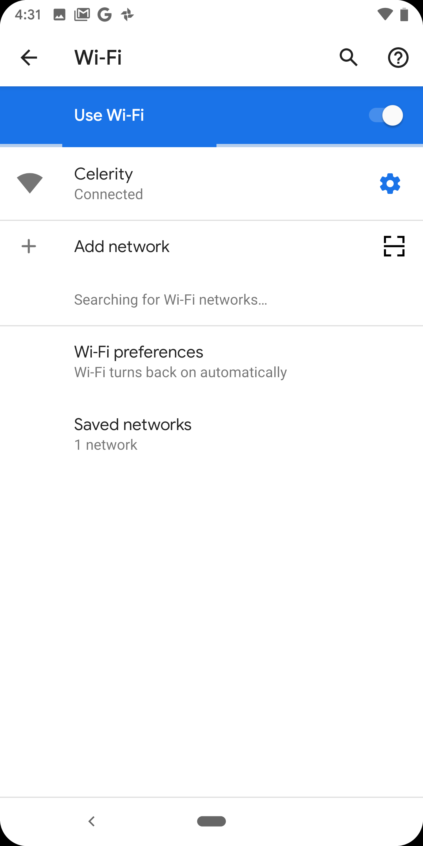 Android Q lets you share and connect to WiFi networks with