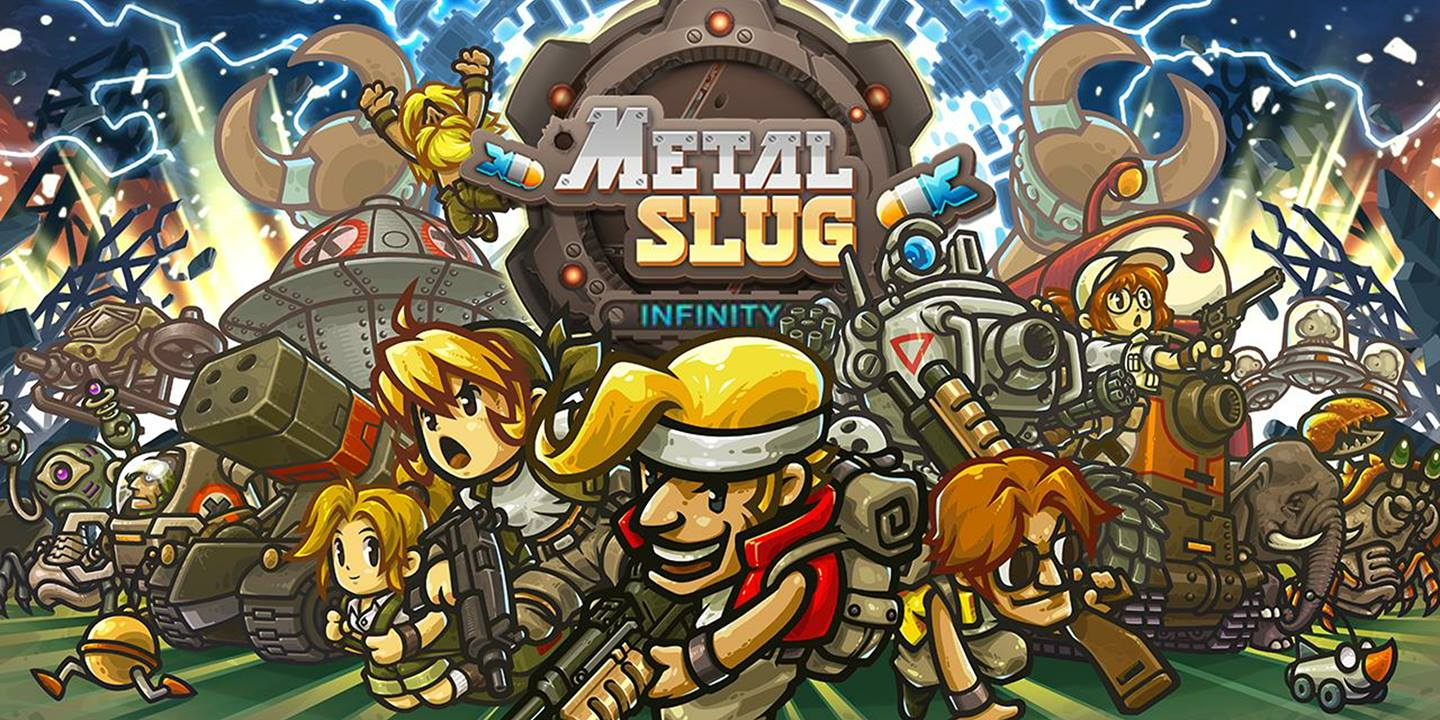 Update: Out now] Metal Slug Infinity is a new idle RPG from