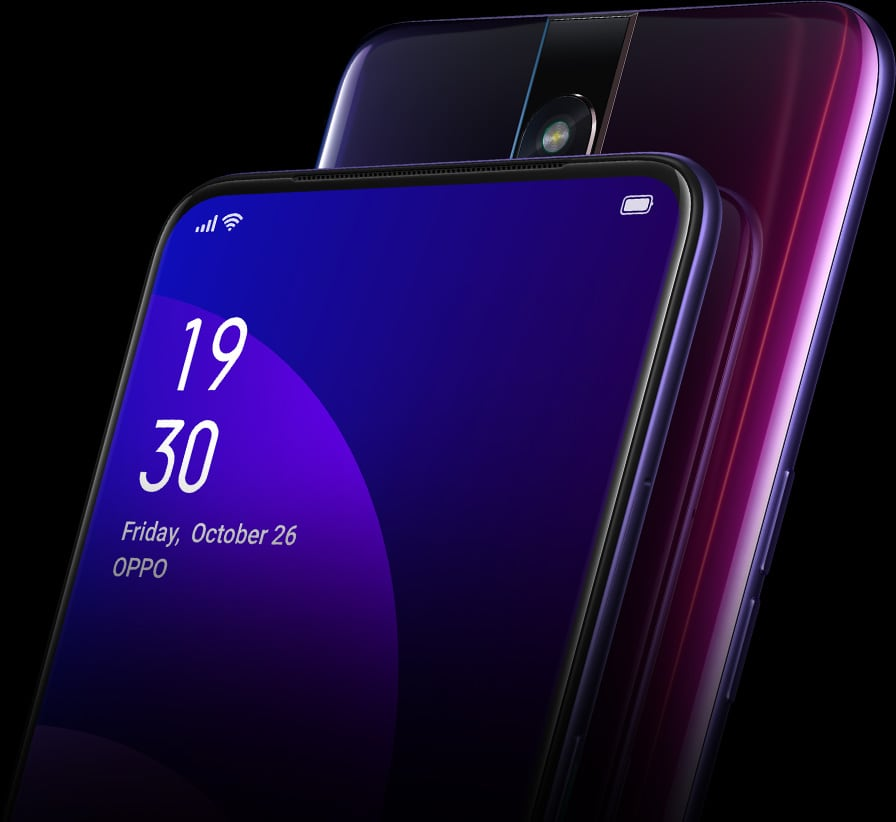 Oppo's new phone gives us an early glimpse at the OnePlus 7, pop-up
