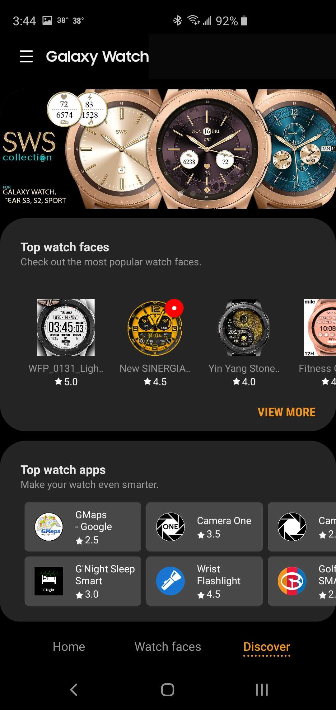Samsung pushes One UI to its Galaxy Wearable app - Android Police