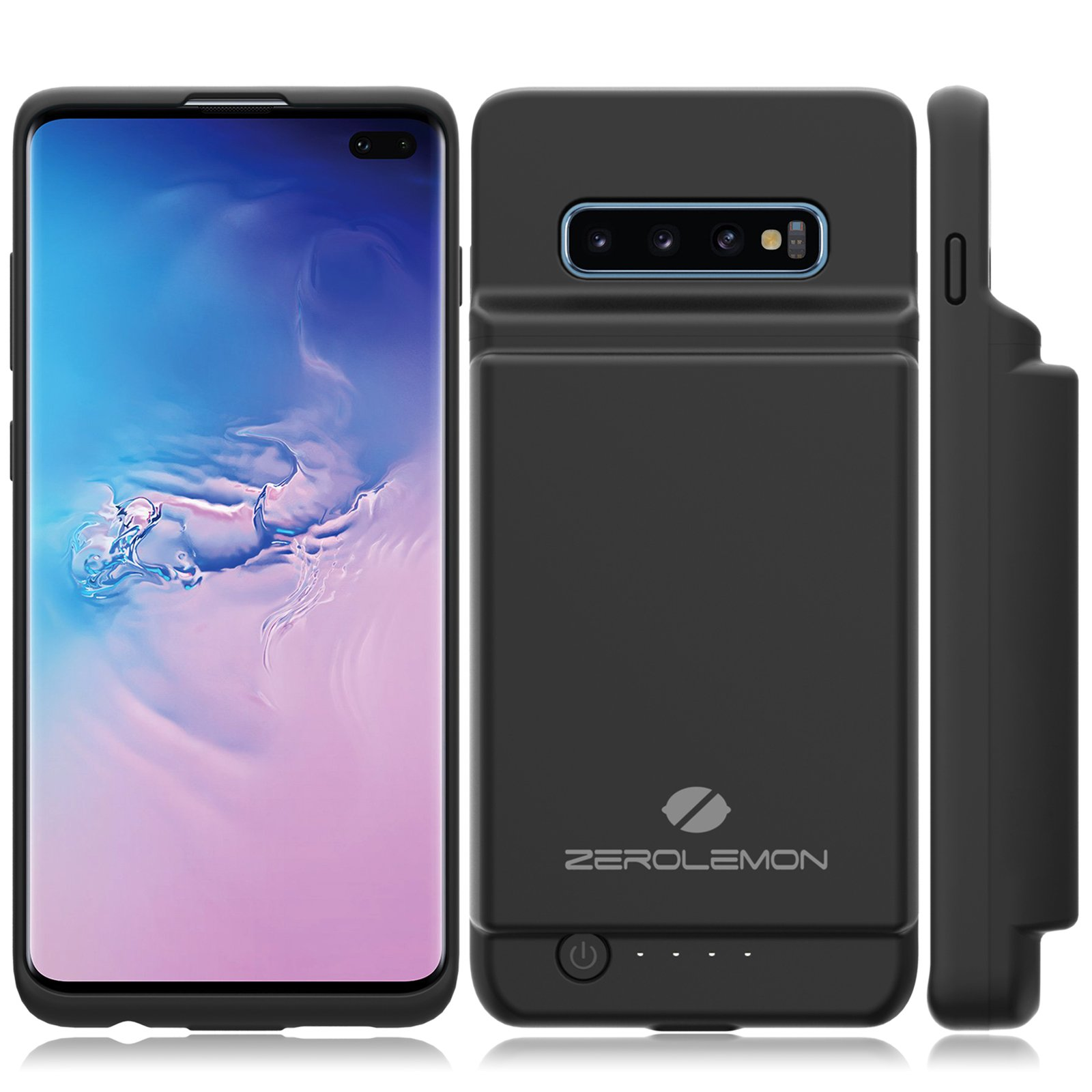 ZeroLemon introduces Samsung Galaxy S10 and S10+ models of their industry-leading battery cases [Sponsored Post]