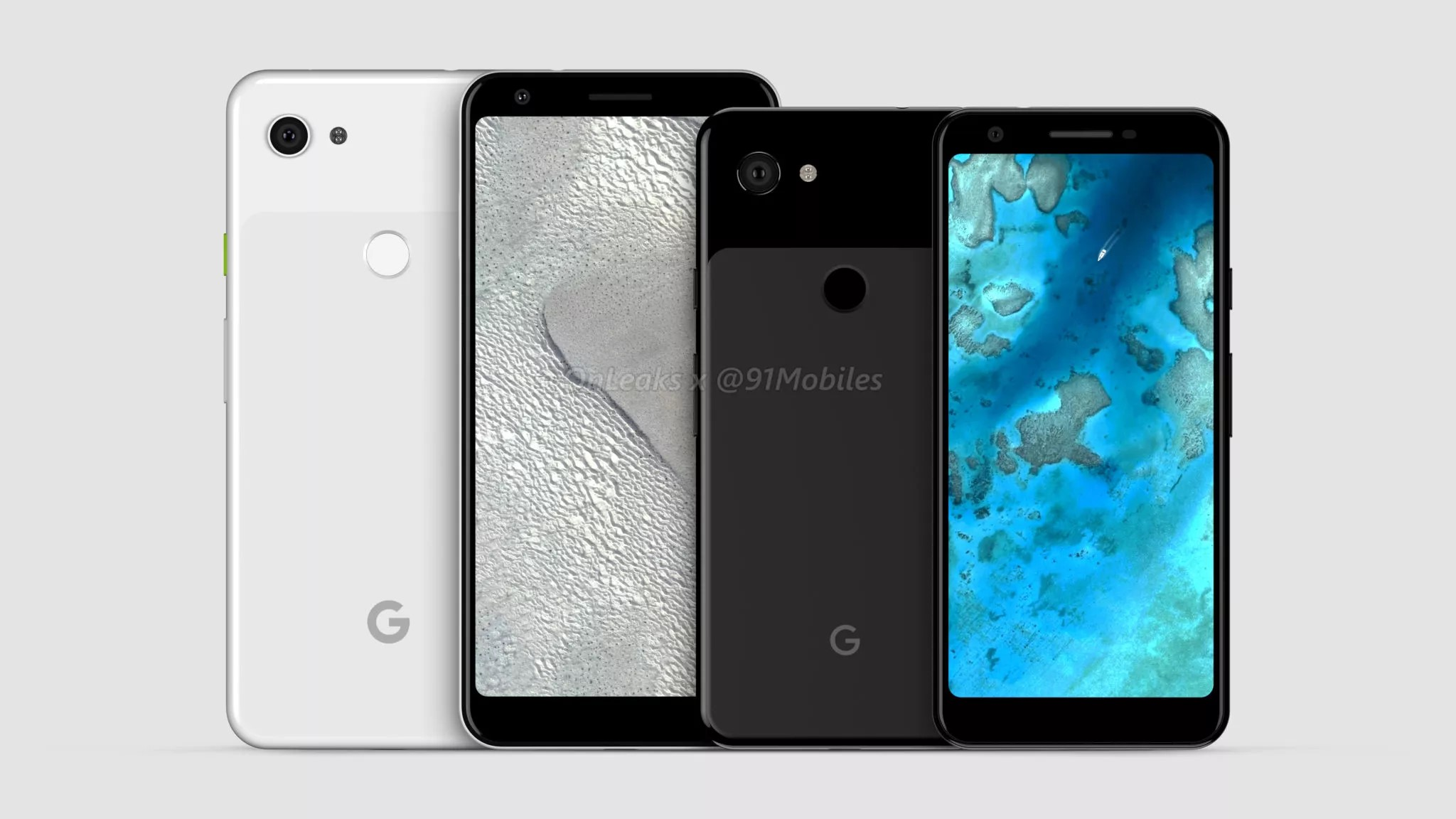 Pixel 3a and Pixel 3a XL are Likely Google's New Mid-Range Phones