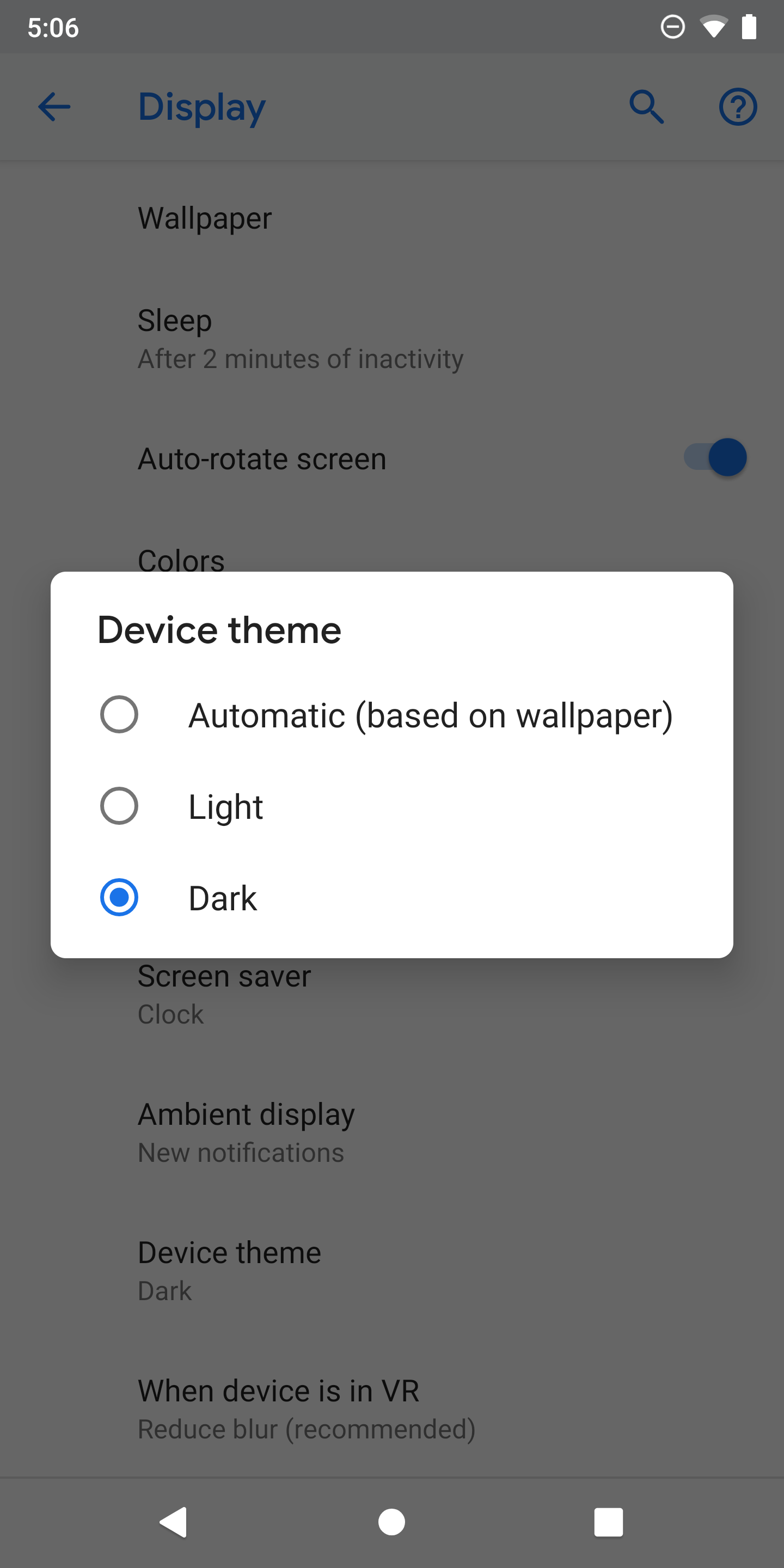 Update: ADB method for toggle] Android Q Beta doesn't have a
