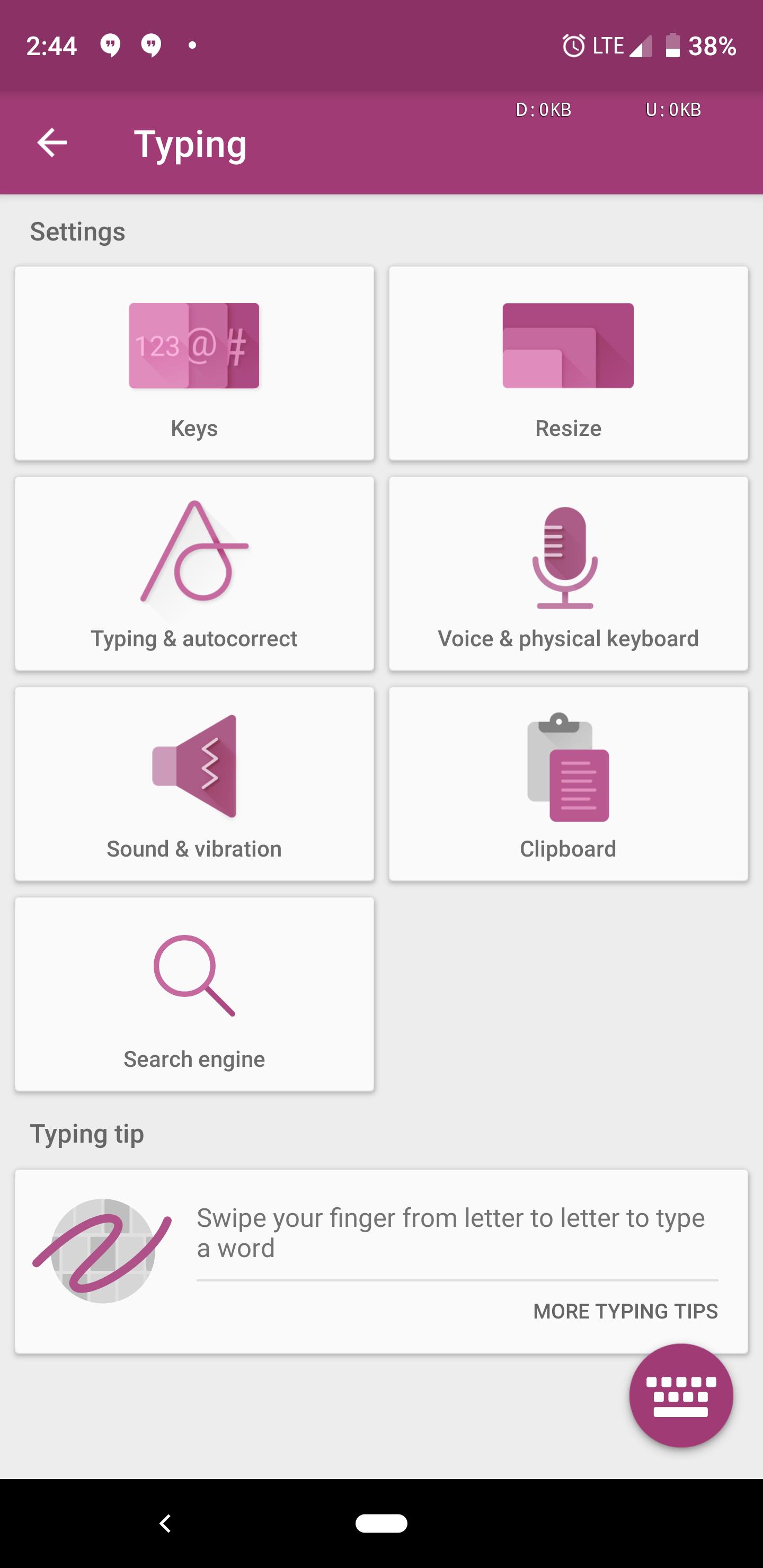 Microsoft's SwiftKey adds Google as search engine option